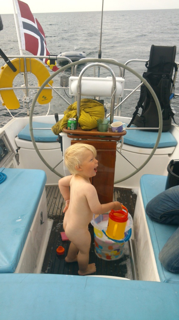 Badeglede i cockpit