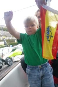 Entering Spain and Llanes.